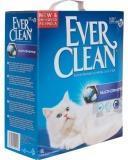 Ever Clean 6л, Multi Crystals с мультикристаллами наполнитель для кошачьего туалета
