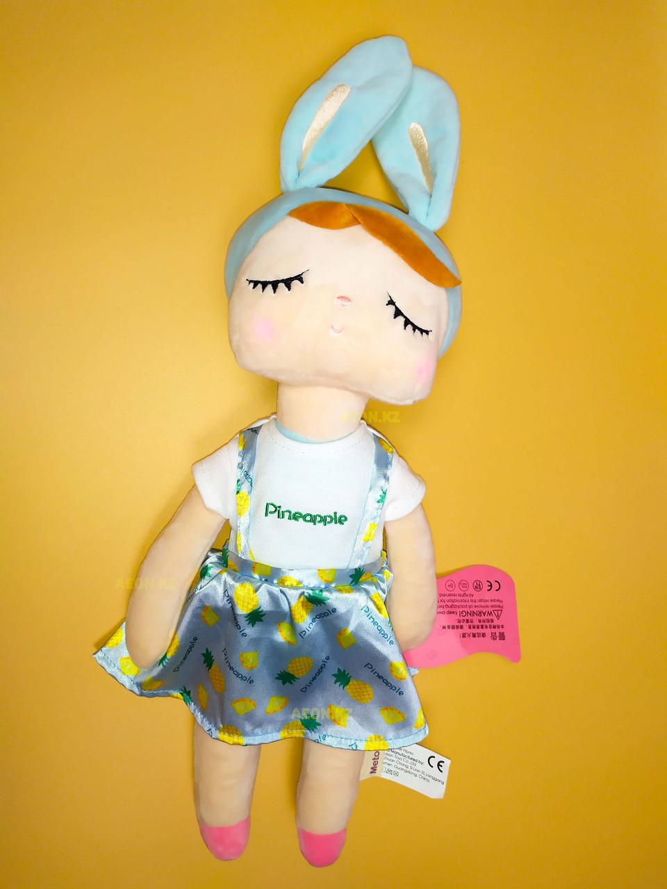 """Кукла сплюшка """"Сарафан ананас"""""""