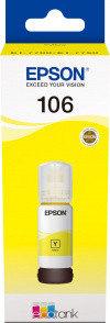 Чернила Epson C13T00R440 для L7160/L7180 жёлтый, фото 2