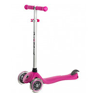 Самокат инновационный 3х-колесный Globber My FREE Up - розовый