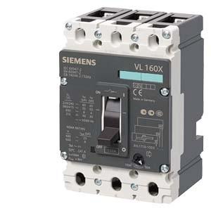 Автоматический выключатель 160А  3VL1716-1DD36-0AA0 Siemens