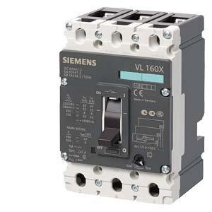 Автоматический выключатель 160А  3VL1716-1DD36-0AA0 Siemens, фото 2