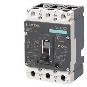 Автоматический выключатель 100А  3VL1710-1DD36-0AA0 Siemens, фото 2