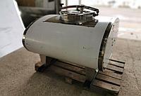 Горизонтальный термос для транспортировки молока 300 литров