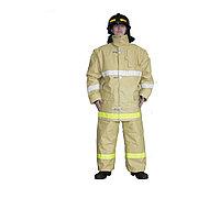 Брезентовый костюм пожарного