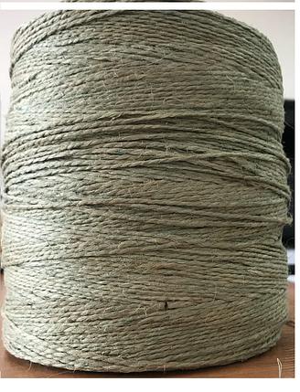 Шпагат джутовый полированный 1,5 кг, фото 2