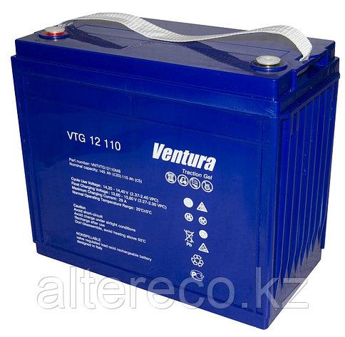 Аккумулятор Ventura VTG 12 110 (12В, 110Ач), фото 2
