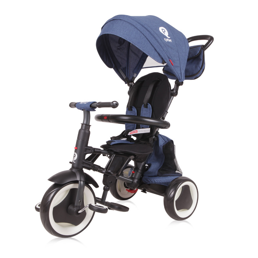 Велосипед Lorelli  RITO PLUS Синий / Blue 0014