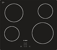 Электрическая варочная панель Bosch 60 cm Черный PKE611D17E