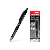 Ручка шариковая автоматическая ErichKrause MEGAPOLIS Concept (Черный)