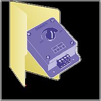 Диммирование по ШИМ 1-10 светодиодных светильников