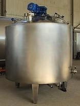Ёмкости для хранения и сквашивания молока Я1-ОСВ, фото 3