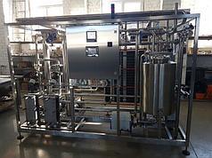 Пастеризационно-охладительная установка пластинчатая 5000 л/ч