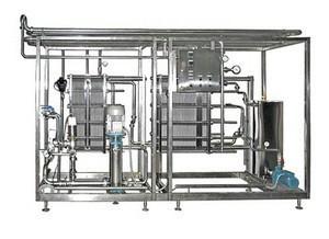 Пастеризационно-охладительная установка пластинчатая 10000 л/ч