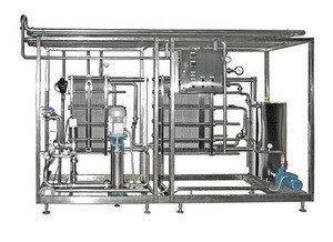 Пастеризационно-охладительная установка пластинчатая 10000 л/ч, фото 2