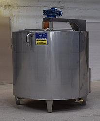 Пастеризатор молока / сливок (ванна длительной пастеризации)