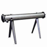 Теплообменник трубчатый производительностью 2500 л\ч