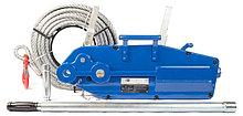 Лебедка МТМ 1,6 тонн  12 метров  рычажная тросовая (тип ZNL)