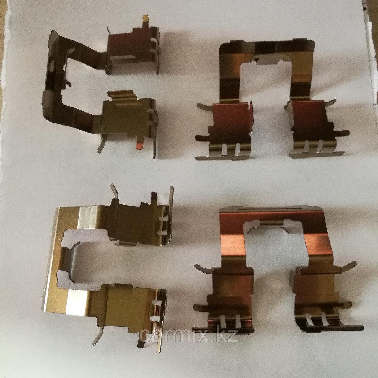 Крепление задних тормозных колодок CAMRY MCV30, HIGHLANDER MCU25