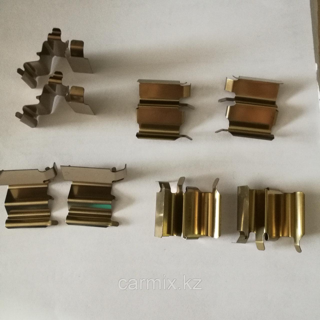 Крепление задних тормозных колодок LAND CRUISER 100 HDJ100, UZJ100, LX470 UZJ100
