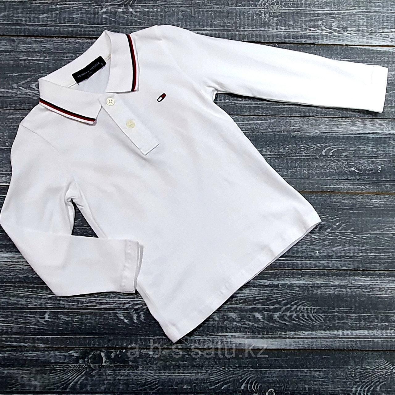 Тениска белая Tommy Hilfiger