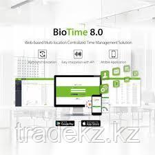 Программное обеспечение BioTime 8.0