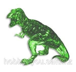 3D головоломка Динозавр зелёный, фото 2