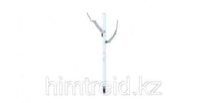 Термометр биметалл.100мм, ТИП- БТ-52 корпус- нержавеющая сталь,шток радиальный БТ-52.220(0-100С)G1/2.100.1,0
