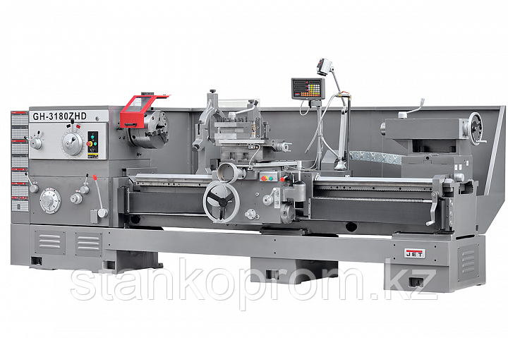 GH-3180 ZHD DRO RFS Токарно-винторезный станок