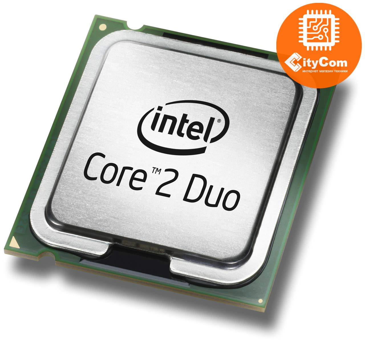 CPU S-775 Intel Core2Duo E6320 1,8 GHz (4MB, 1066 MHz, LGA775) ref