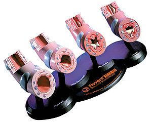 Bronchiole tubes