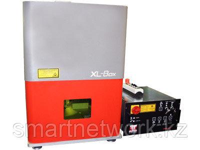 Стационарный лазерный маркиратор XLBOX, окно 100х100мм, мощность 20Вт, необходим ПК