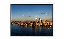 Экран механический, Lumien LMP-100102 Настенный/потолочный