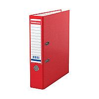 Папка–регистратор с арочным механизмом ErichKrause Granite (70 мм, А4, Красный)