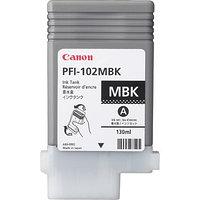 Картридж Canon PFI-102MBK Matte Black 130 мл (0894B001)