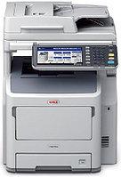 МФУ OKI MB760dnfax (45387104)
