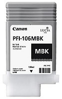 Картридж Canon PFI-106MBK Matte Back 130 мл (6620B001)