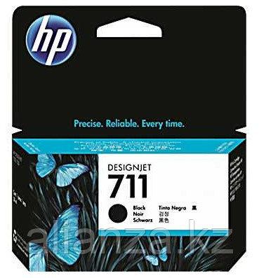 Картридж HP DesignJet 711 Black 80 мл (CZ133A)