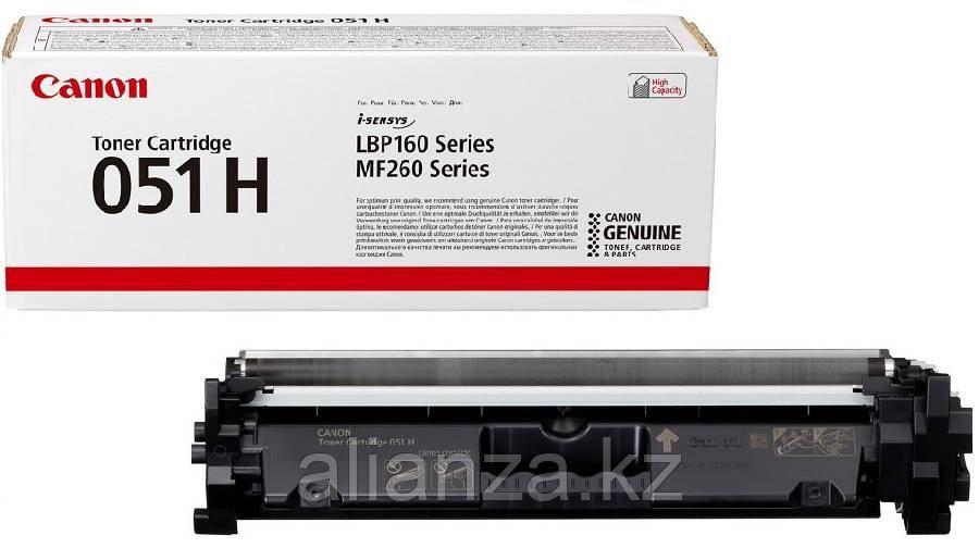 Тонер-картридж Canon 051H для i-SENSYS LBP160/MF260 (2169C002)