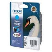 Картридж с голубыми чернилами повышенной емкости Epson T0812 (C13T11124A10)