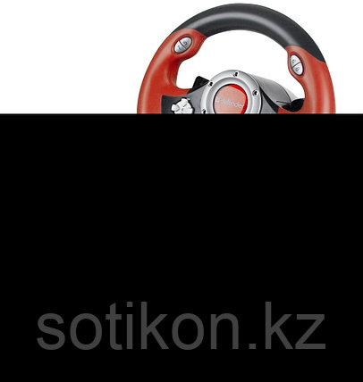 Руль игровой Defender Challenge Mini LE USB комбинированный, фото 2