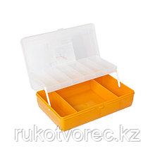 ТИП-4 Коробка двухъярусная с микролифтом, 235*150*65 мм