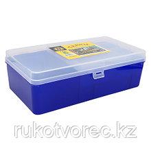 ТИП-6 Коробка с 9 катушкодержатели и вкладышем 210*110*65 мм