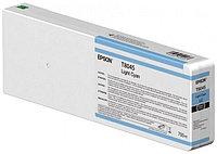 Картридж Epson T8045 Light Cyan 700 мл (C13T804500)
