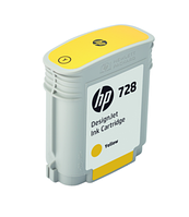 Картридж HP DesignJet 728 Yellow 40 мл (F9J61A )