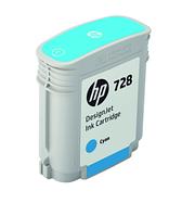 Картридж HP DesignJet 728 Cyan 40 мл (F9J63A)