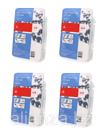 Набор картриджей Oce ColorWave 500 Cyan 4x500 гр (39805002)