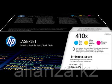 Набор цветных картриджей HP 410X CF252XM