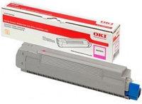 Тонер-картридж OKI TONER-M-C612-NEU (46507518)