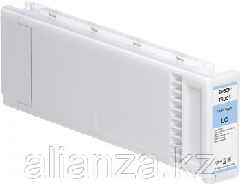 Картридж Epson T800500 Light Cyan 700 мл (C13T800500)